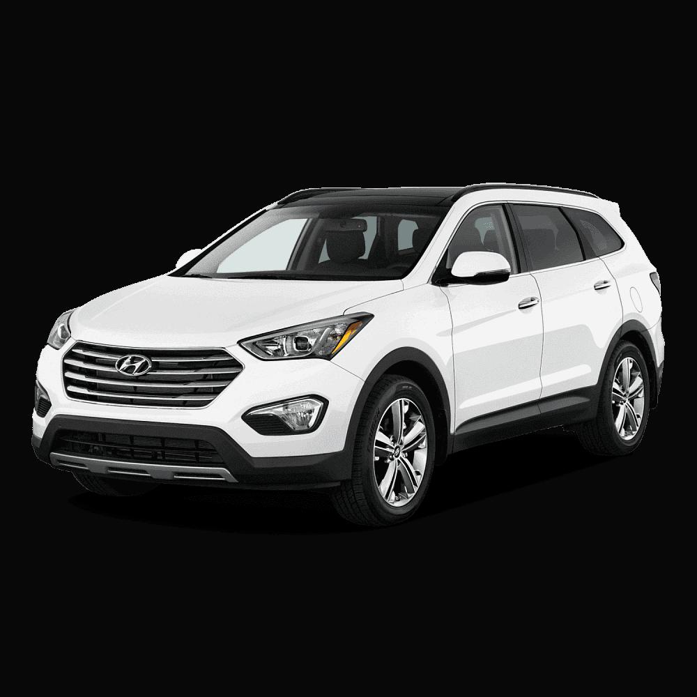 Выкуп аварийного Hyundai Santa FE