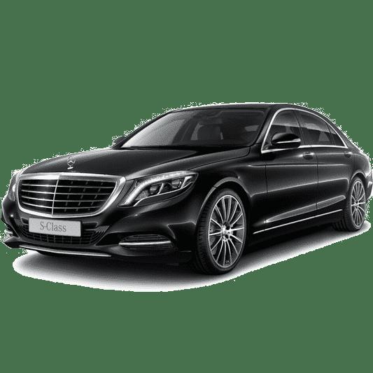 Выкуп утилизированных Mercedes S-klasse